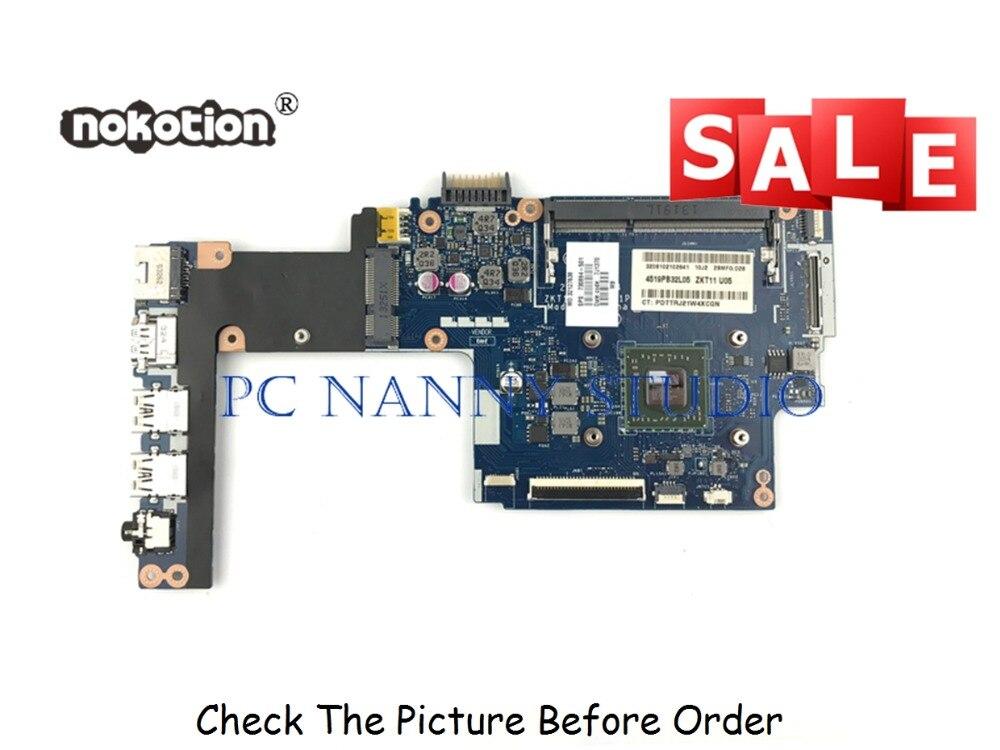 PCNANNY LA-A521P 730894-501 para HP 11-E Laptop placa base A6-1450 DDR3 probado