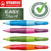 1set Stabilo EASYergo 3,15 Mechanische Bleistift Bleistift Blei 3,15mm Links Hand/Rechte Hand Stift Automatische Bleistifte student