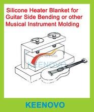 Paquet vente guitare/Machine à cintrer pour instruments musicaux   Moule/moule, couverture thermique/Silicone Flexible, réchauffeurs 152X914 et 150X200mm