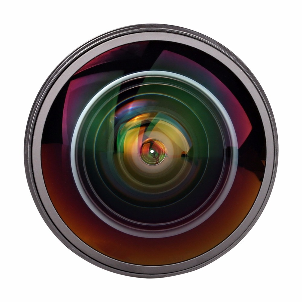 Meike 8mm f/3.5 Manual Wide Angle Fisheye Lens  APS-C/Full Frame for Nikon DSLR D7000 D7200 D7100 D5300 D3400 d3200 DSLR Cameras