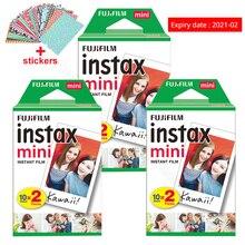 Fuji Fujifilm Instax Mini 9 Film papier Photo pour Instax Mini 9 7s 8 90 70 25 caméra Polariod instantanée partager imprimante Liplay SP2 1