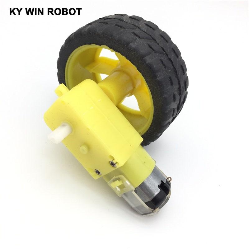 1 лот/упаковка, двигатель с редуктором