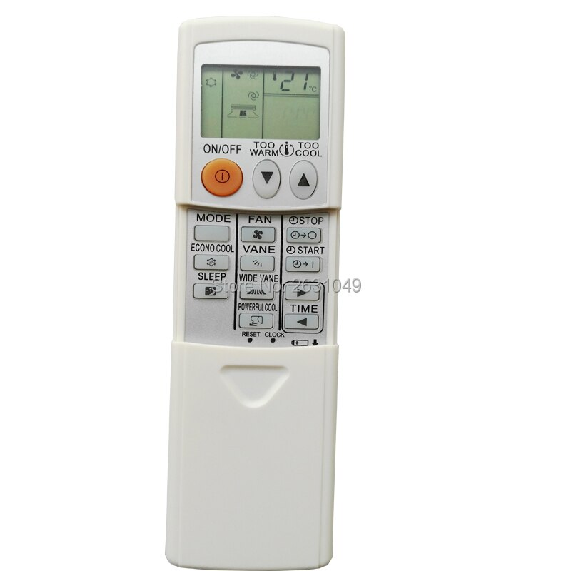 Controle remoto suibtable para Mitsubishi ar condicionado MSZ-A12NA-1 MSZ-A15NA MSZ-A15NA-1 MSZ-A17NA MSZ-A17NA-1
