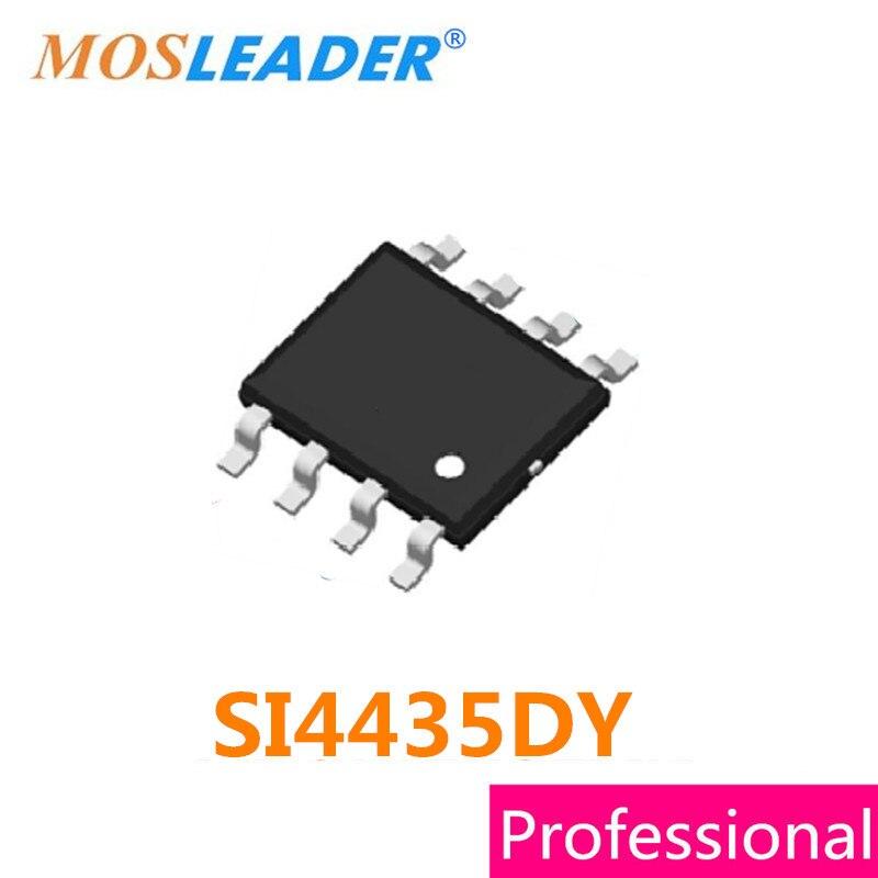 SI4435DY SOP8 100 piezas SI4435D SI4435 4435 SI4435DYPBF de alta calidad