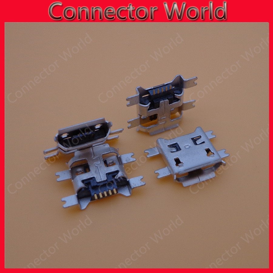 New Charging Micro Mini USB Port Dock jack socket Connector dock For Alcatel One Touch M'Pop 5020d OT-5020D 5020E 5020W Phone