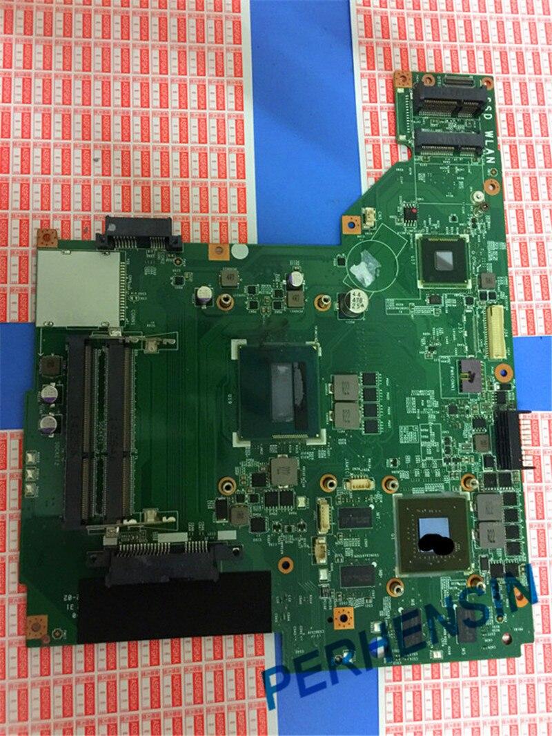 الأصلي ل MSI GP70 اللوحة الأم مع I5 CPU MS-175A1 MS-175A 100% العمل تماما