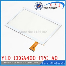 New 10.5''inch Tbalet pc Digitizer YLD-CEGA400-FPC-A0 Touch Screen Panel Replacement Accessories Fre