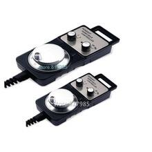 Best price 12V 25PPR 4 Axis MPG Pendant Handwheel pulse generator for MITSUBISHI