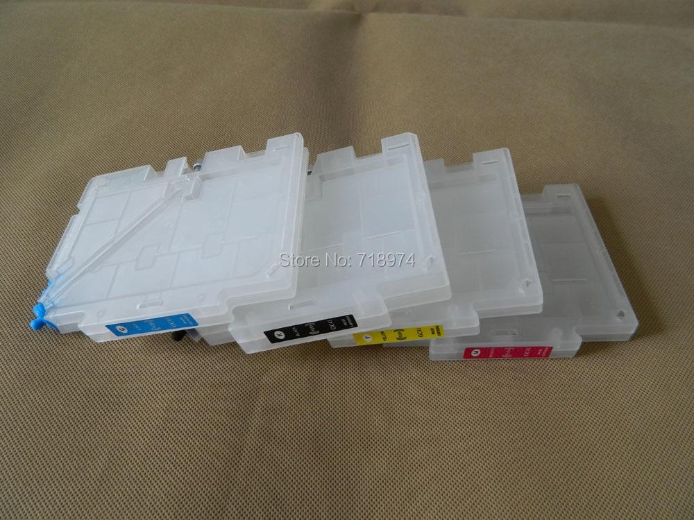 Gratis Verzending! navulbare inkt cartridge voor ricoh e2600, e3300, e3300n, e3350n, e5050n, e5500, e5550n, e7700