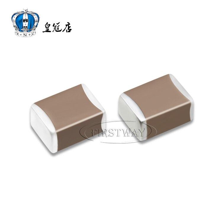 Chip Capacitors 1210 0.1UF 104K 100NF 400V 450V 500V X7R 10% Ceramic Capacitors
