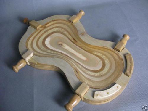 violin Cradle Tool for carving or repairing.violin tool #6063