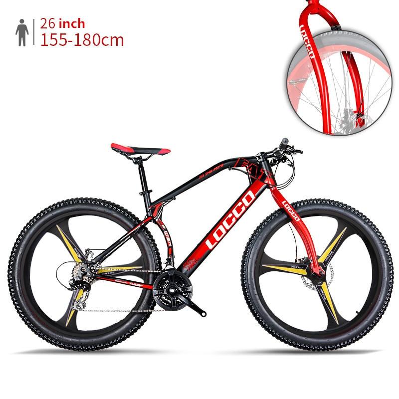 新ブランドマウンテンバイク 3.0 インチ幅タイヤ鋼フレーム 26 インチ一体ホイール全地形オフロード雪ビーチスポーツ自転車