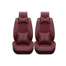 Housses de sièges en cuir uniquement 2   Housses de siège avant de voiture, vol au grand mur H3 H6 H5 M42 Tengyi C30 C50, accessoires de voiture, style de voiture