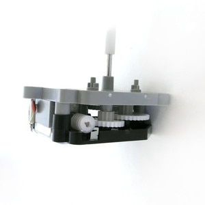 LD02 Square Geared Motor DIY Remote Control Car Motor Parts Model Gear Box 130 Gear Motor DC Motor