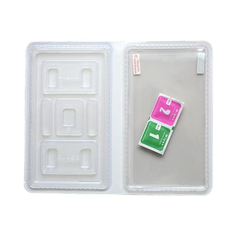 3 unids/lote para DEXP Ursus 7MV2 A370 A470 sn370 7 pulgadas tableta Ultra claro Protector de pantalla a prueba de arañazos PET Protector película