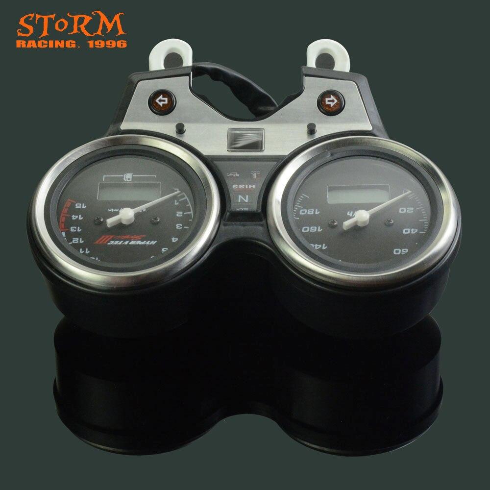 عداد السرعة للدراجات النارية ، عداد السرعة ، عداد المسافات لهوندا CB400 SF CB400SF VTEC III 3 2004 2005 2006 2007