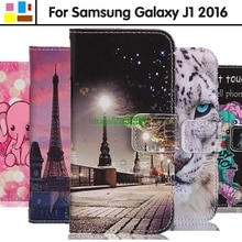 Étui pour samsung Galaxy J1 J 1 120 2016 J120 SM-J120 J120F SM-J120F J120F/DS SM-J120f/ds J120h Housse En Cuir coque de téléphone