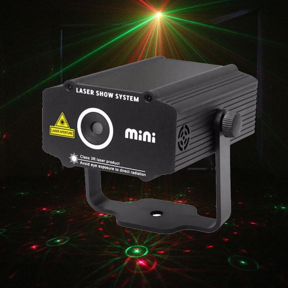 Proyector láser Profesional Para iluminación de escenario, Luz Para Dj, fiesta en casa, Discoteca
