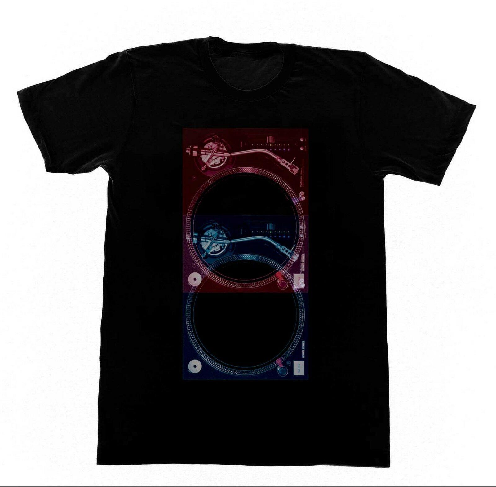 2019 modernas técnicas 1200 camisa 46 Acid Edm Skool Rave House sintetizador Vintage música Moog camiseta Unisex