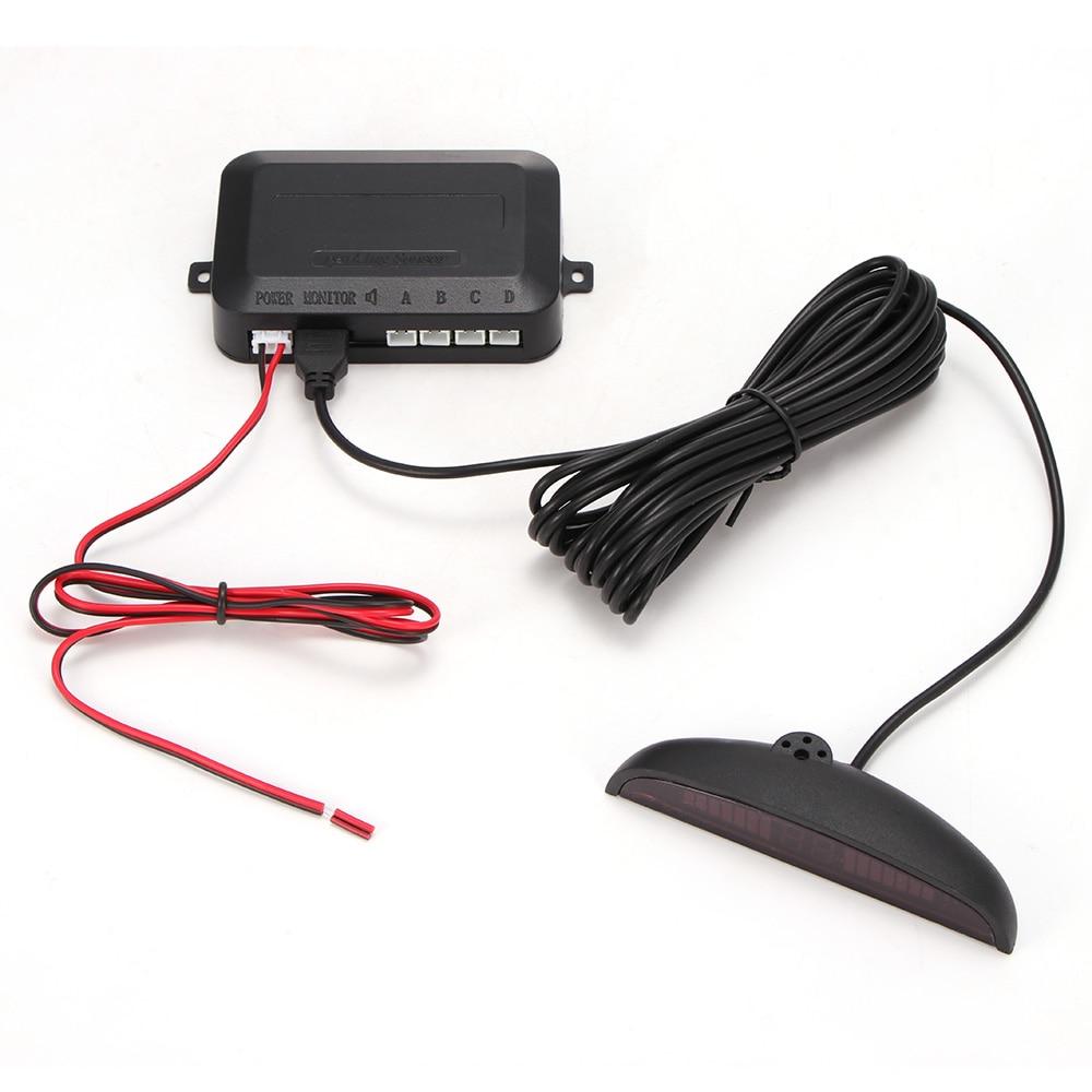 1 pcs Led Parking Sensor Auto Car Detector Parktronic Display Reverse Backup Monitor System