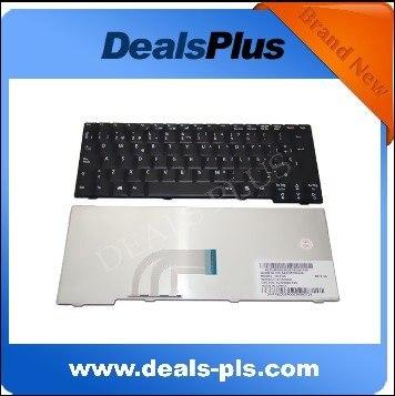 Nuevo para Acer Aspire one A110 A150 D150 D250 ZG5 teclado UK negro