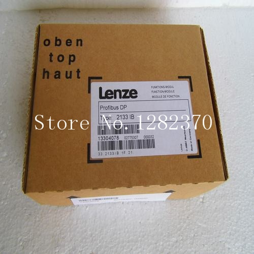 [BELLA] جديد الأصلي أصيلة بقعة Lenze وحدة اتصالات 2133IB