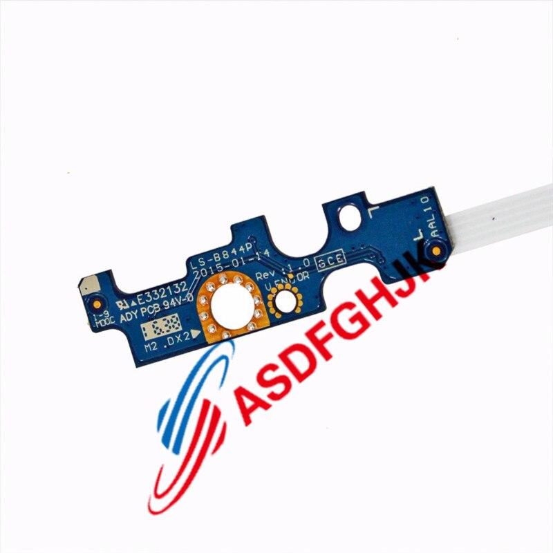 "Oryginalny nowy, proszę kliknąć na przycisk "" rozdzielnica na/OFF kabel do DELL P28E P28E001 P28E002 P28E003 5558 5555 5557 5559 3558 LS-B844P"