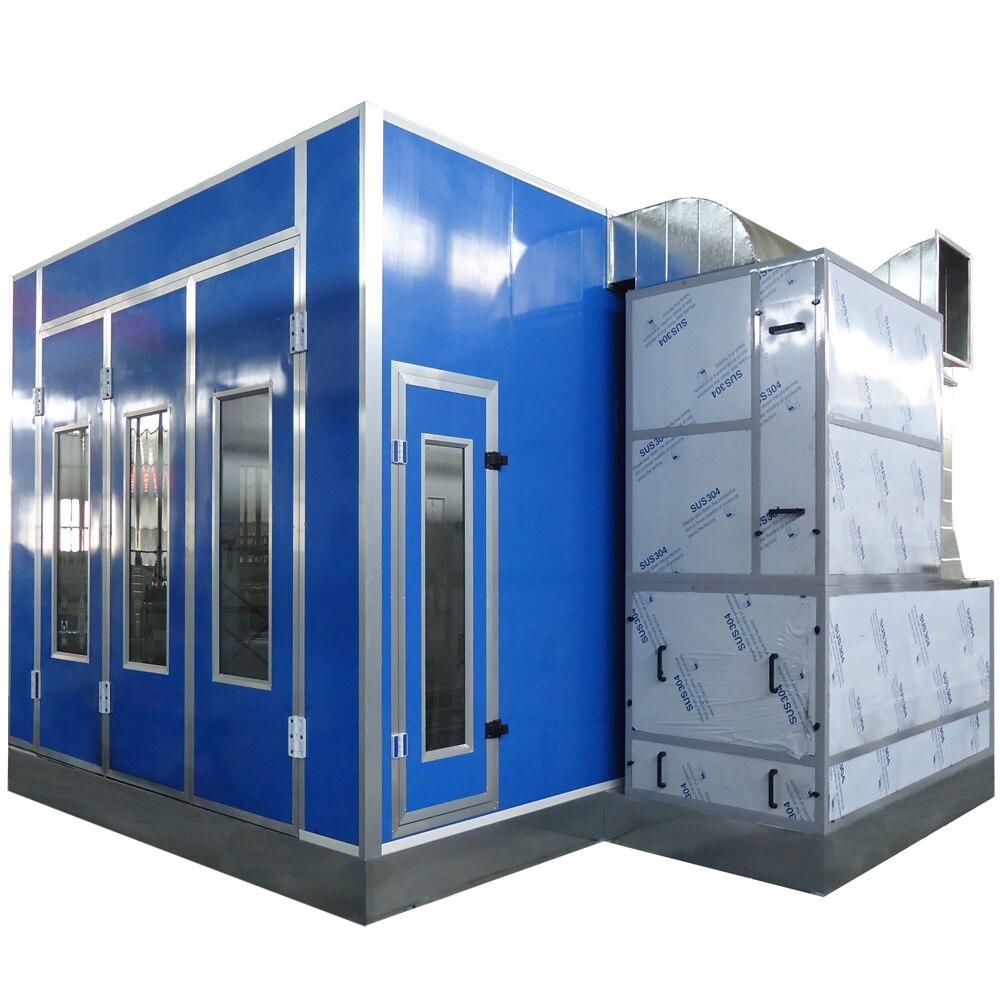 Cabine de pulverizador para o carro que pode produzir de acordo com as exigências dos clientes com bom mercado ultramarino.