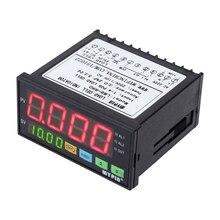 Цифровой взвешивающий контроллер MYPIN индикатор нагрузки ячеек 2 релейный выход 4 цифры