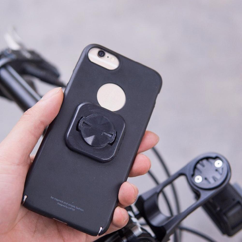 Universal velocímetro apoyo Garmin Edge etiqueta teléfono bicicleta soporte/Adaptador de montaje de accesorios para bicicletas