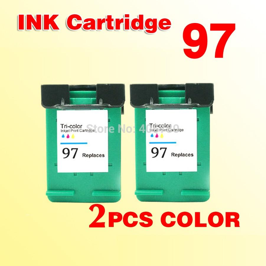 2x farbe tinte patronen kompatibel for97 kompatibel für 97 335/375/385/425/475/2610