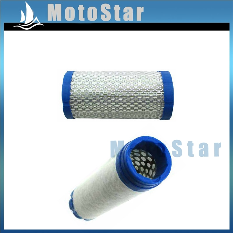 Filtro de aire para Kubota 6A10082630 6A10082632 K1211-82320 Kawasaki 11013-1290, 11013-7029 Briggs & Stratton 820263 Grove 9304100163