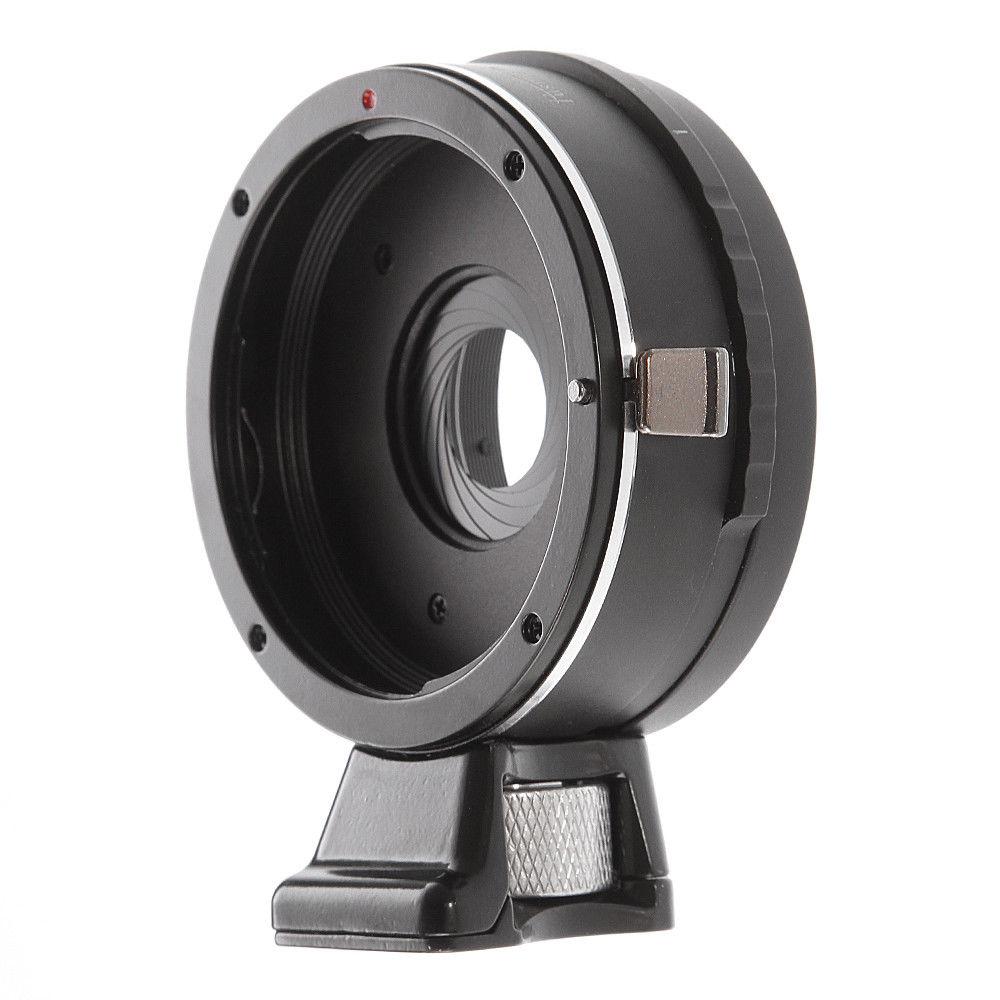 Bague adaptateur douverture intégrée pour objectif Canon EOS EF vers SONY E Mount NEX-7 6 NEX-3 NEX-3C A6500 A5100 A5000 NEX-VG10 VG20 FS700