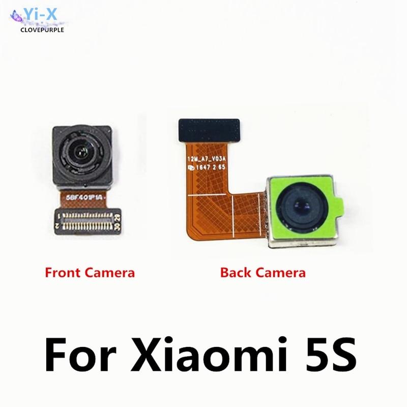 Cable flexible de cámara frontal trasera para Xiaomi 5S cámara pequeña grande...