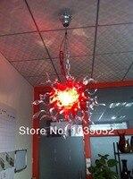 Mini Style 100% Handmade New Design Red Light Fixtures Modern
