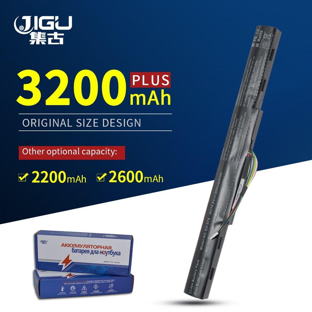 JIGU 4 خلايا AS16A5K AS16A8K بطارية كمبيوتر محمول لشركة أيسر أسباير E5-576 E5-576G E5-575G
