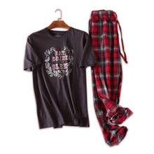 Verkauf Plus Größe 100% baumwolle pyjamas männer pijamas hombre kurzhülse casual Nachtwäsche männer homewear pyjamas sets für männliche 130kg