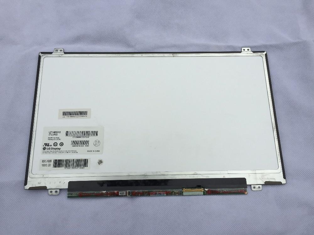 14 pulgadas original nuevo para Lenovo notebook T420 T430 S410 Y470 E431 S400 E420 pantalla LCD pantalla de visualización