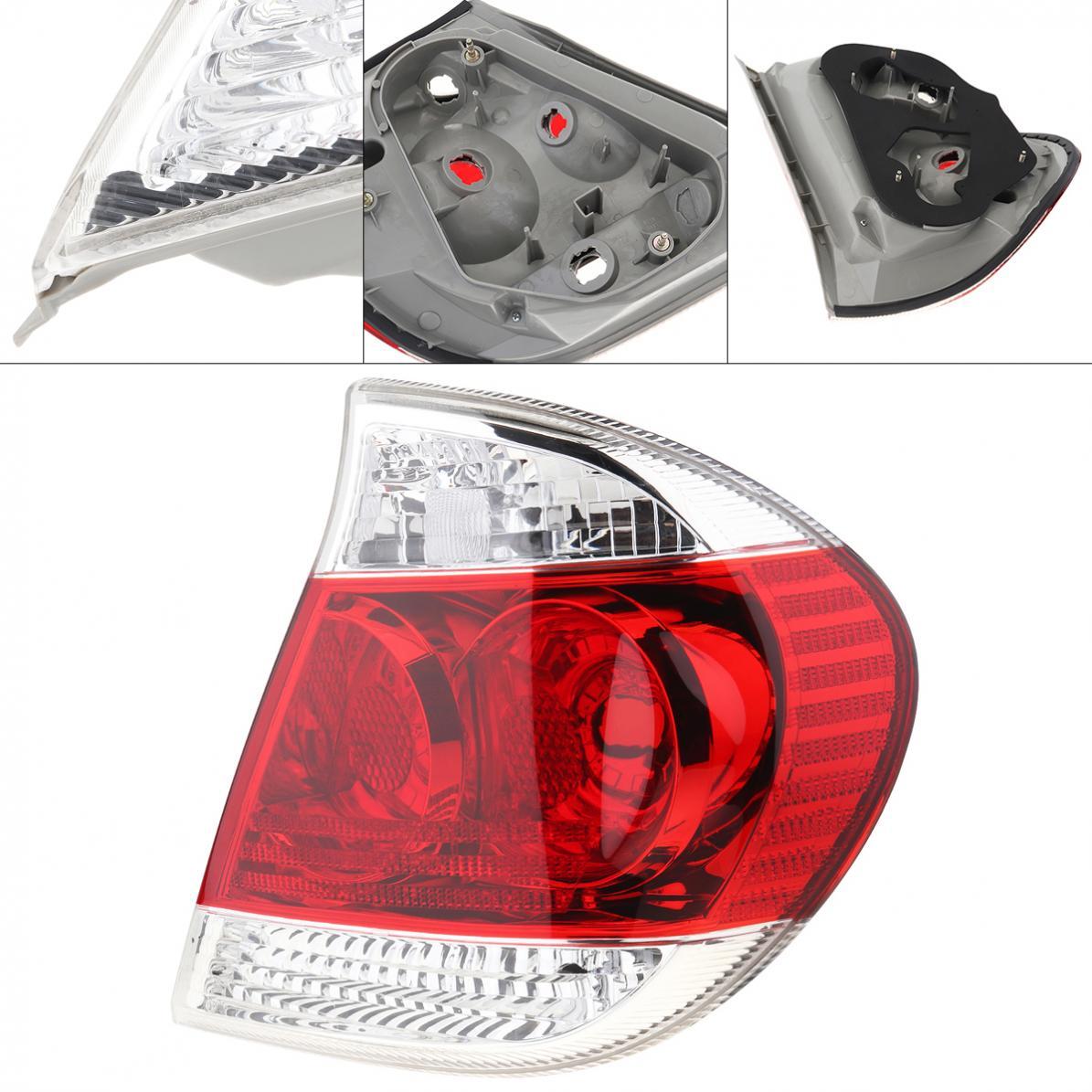 Luz trasera resistente al agua para coche lateral derecho RH 81561-8Y004-B para Toyota ACV30