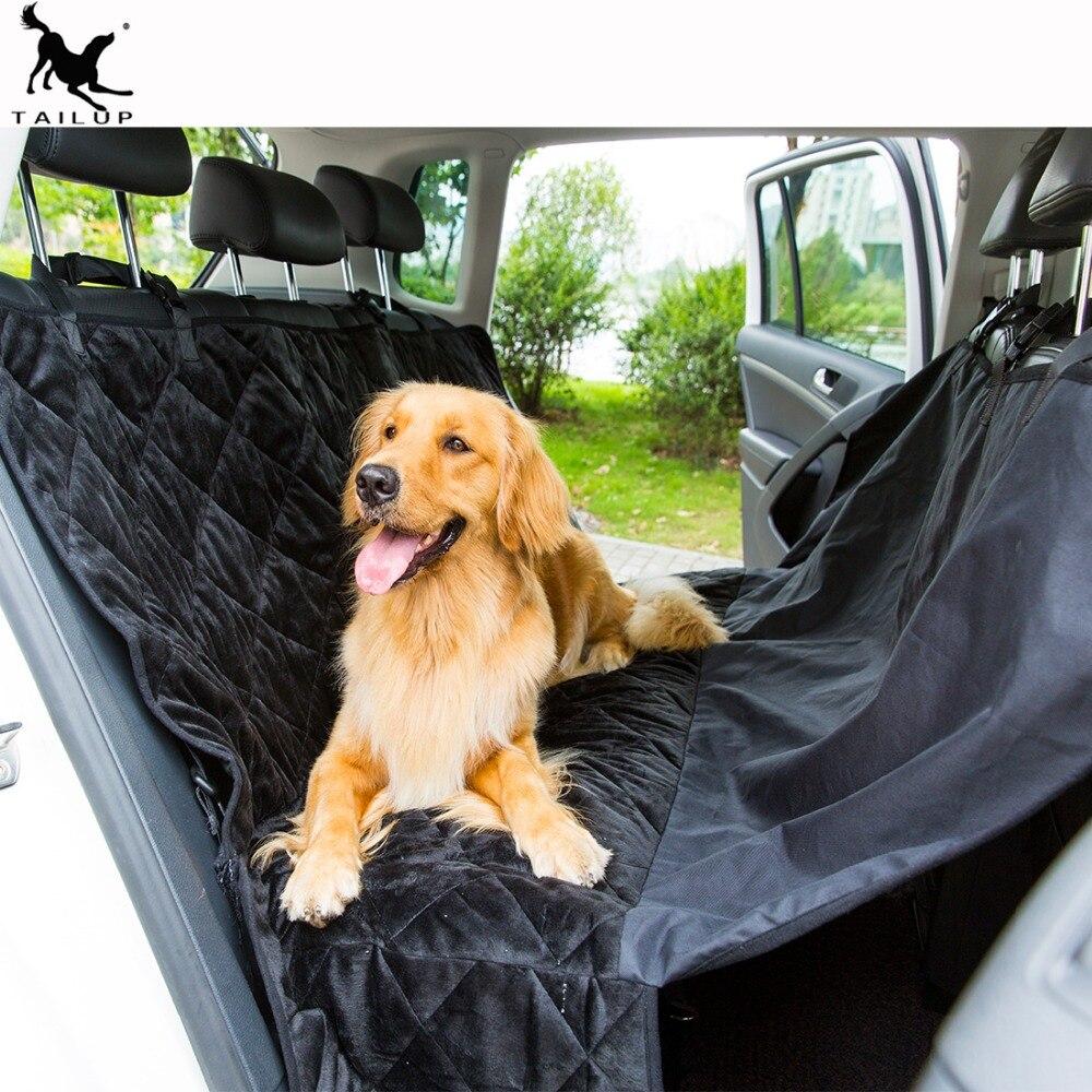 Housse de siège de voiture pour chiens   Protection de voiture pour animaux domestiques, housses de support de voiture pour chien de bonne qualité, accessoires de voyage PY0014