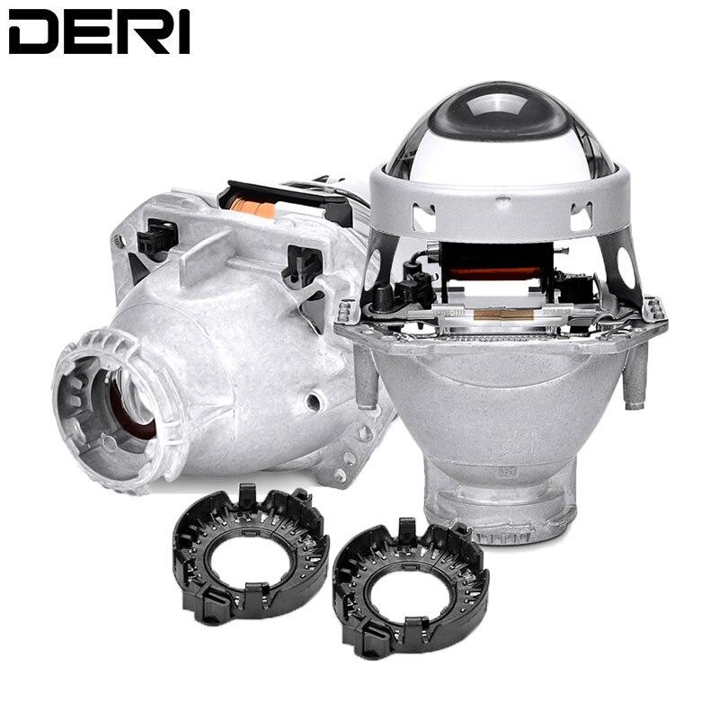 DERI 3,0 inch Bi-xenon Projektor objektiv Hella 3R G5 5 Stil Auto Styling Retrofit Scheinwerfer Ändern D1S D2S d3S D4S Gewidmet Linsen
