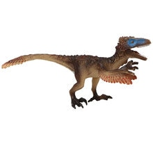 Nouveaux enfants jouets Utahraptor dinosaure modèle en plastique figurines daction jouet enfants cadeaux danniversaire-17