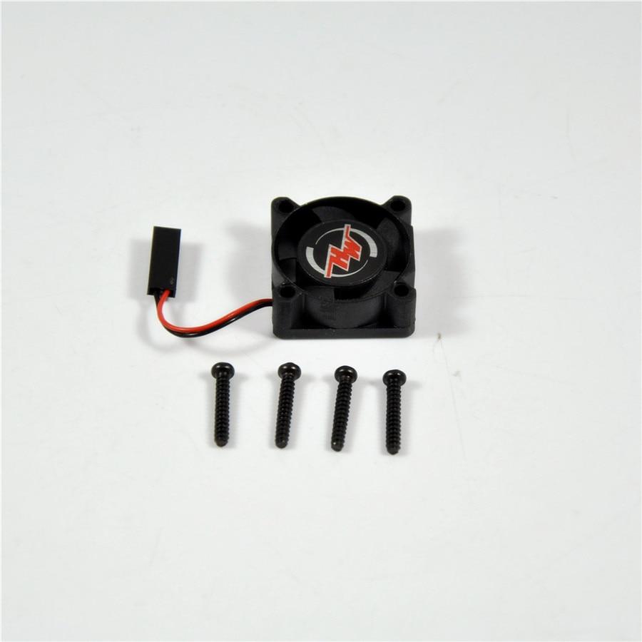 Hobbywing 5 V-7 V 150A DC Ventilador de Refrigeração Para O Modelo RC ESC Do Motor 25mm 30mm 35mm De Transferência De Energia