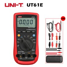 UNI-T UT61E 1000 V True RMS Digital-Multimeter 22000 Zählt AC DC RS232 REL Wert Peak-Hold Daten Halten Relative modus Duty Zyklus