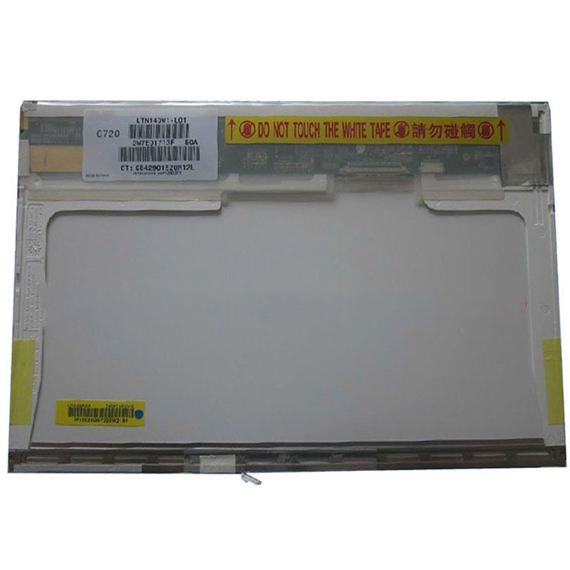 14 laptop laptop tela lcd do portátil LTN140W1-L01 lp140wx1 b140ew01 para hp dv1000 v2000 notebook display