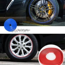 Auto Rad Hub Protector Aufkleber Für Audi A3 A4 B6 B8 B7 B5 A6 C5 C6 Q5 A5 Q7 TT a1 S3 S4 S5 S6 S8 Saab 9-3 9-5 93 Zubehör