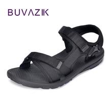 2018 été gladiateur hommes plage sandales chaussures de plein air hommes romains chaussures décontractées tongs grande taille 45 bonne qualité