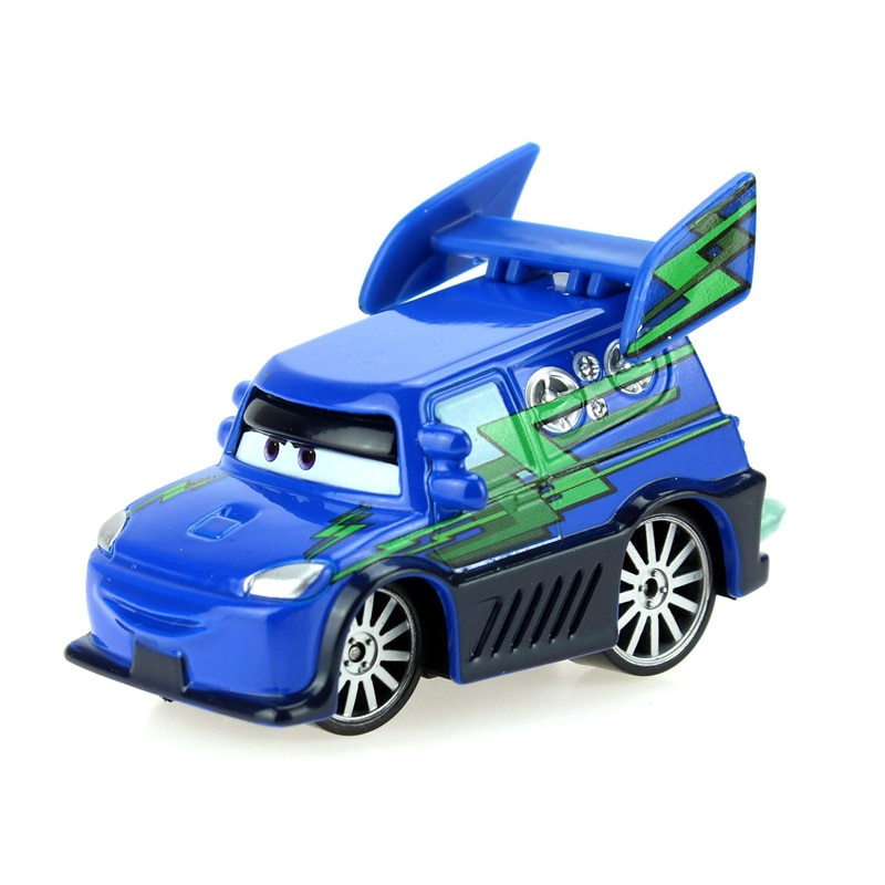 Disney Pixar Cars DJ 155 Scale Diecast Metal Alloy Cute Toys For Children Gifts Anime Cartoon Car Toys