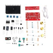 TDA7377 amplificateur de puissance 2.1 kit de bricolage 3 canaux son Audio AMP Board 12-18V DC