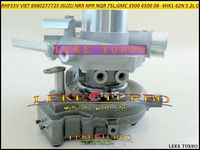 Free Ship RHF55V VCA40016 8980277725 8980277730 Turbo Turbocharger For ISUZU NRR NPR For GMC 3500 4500 W-Series 4HK1-E2N 5.2L